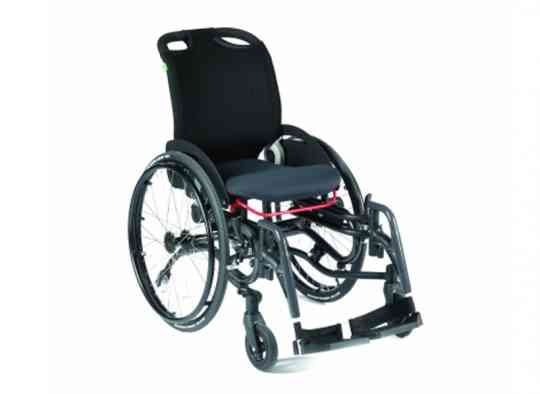 Multihopper rolstoel